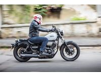 Yamaha XV950 Motorbike Motorcycle Bobber