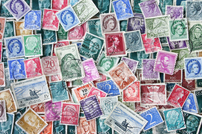 Bessie's Stamps