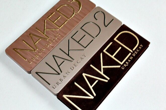 PALETTE NAKED 1,2,3  12 colori Eyeshadow Palette NUDO