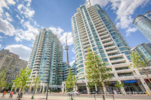Newly Renovated 2 Bedroom Harbourfront Condo with Parking
