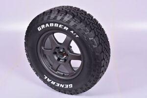 4 New LT 265/70/17 (E) General Grabber A/TX $1169.00