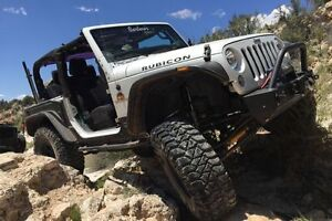 Chevrolet Corvette Collector's Edition, for an off road Jeep