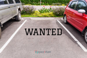 WANTED - Parking Spot Sage 2  condos 318 spruce street waterloo