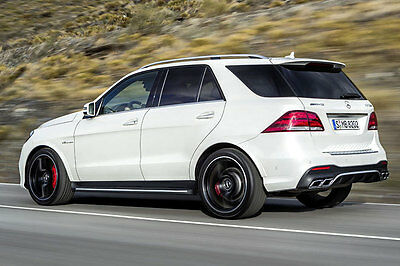 Chiptuning Mercedes GLE 450 AMG 367PS auf 420PS/620NM Vmax offen! W166 C292 4RR