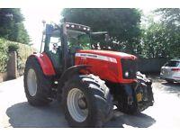 2008 Massey Ferguson 6480 Tier-III 40 kph Tractor