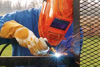 MIG welder for hire
