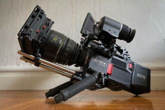 RED Ranger Helium 8K S35 Digital Cinema Camera (RED Helium 8K) NEW 1y+ Warranty