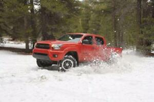 Toyota Winter Wheel and Tire Packages (4RUNNER / TACOMA / FJ )