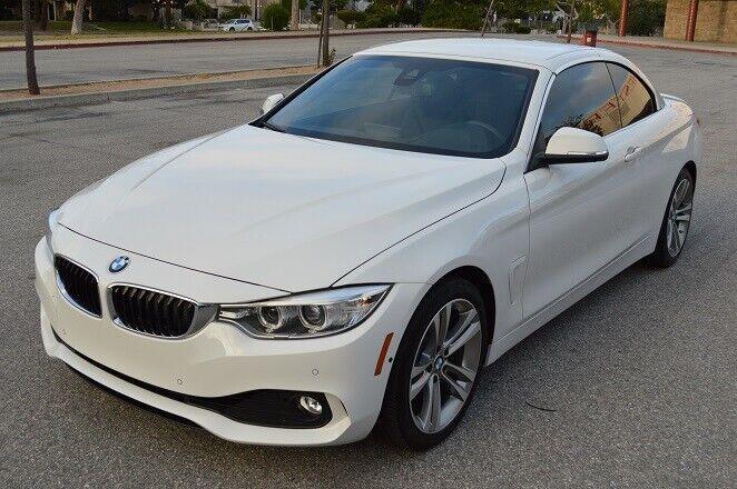 Image 1 Accidentée BMW 4-Series 2017