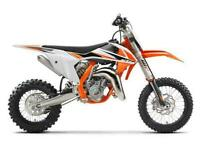 KTM 65 SX - 2022 - TAKING ORDERS NOW!