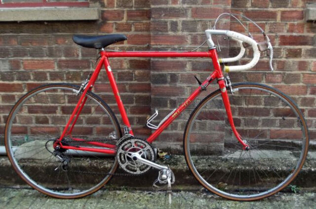 86b901cce48 French vintage road bike MERCIER frame size 22inch 12 speed, serviced -  WARRANTY !