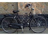 Omabike Omafiets ladies dutch bike Gazelle - SHIMANO NEXUS 3 speed, size 20in - Welcome for ride