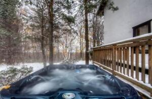 8 Bed Blue Mountain Chalet with Hot Tub