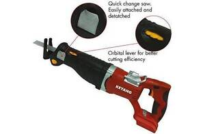 NEW Keyang 18V Cordless Reciprocating Saw Plus 3A battery,chager Chatswood Willoughby Area Preview