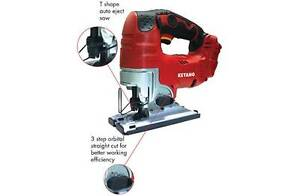 NEW Keyang South Korea 18V Jigsaw set 70% OFF RRP $650 Chatswood Willoughby Area Preview