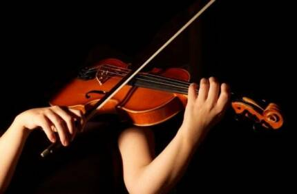 PRIVATE VIOLIN LESSONS - RYDE, NSW