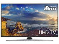 40'' SAMSUNG SMART 4K ULTRA HDR LED TV.2017 MODEL UE40MU6470.VOICE REMOTE. FREE DELIVERY/SETUP