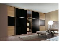 Mirror wardrobes, sliding wardrobes, best prices, fully fitted, great prices.