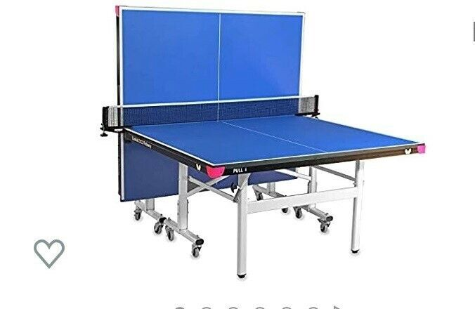 Butterfly Easifold DX 22 High-quality Table Tennis Table - Local Pickup only