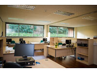 Shared office space in Swansea