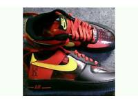 Kyrie irving airforce 1