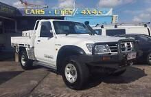 2003 Nissan Patrol GU ute 4.2L turbo Coil cab 196,000 KM- $29,999 South Brisbane Brisbane South West Preview