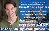 I Can Write Your Essay with Free References and Title Pages