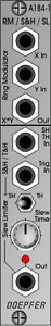 NEW Doepfer A-184-1 ring mod /  S&H / Slew limiter