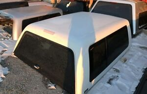 1999-2007 Ford Superduty 6.5' White ARE Truck cap