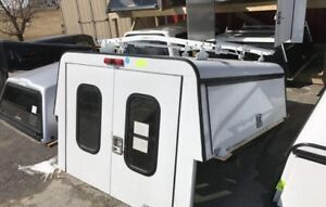 2017 - 2018 Ford Superduty 6.5' White ARE DCU Contractor