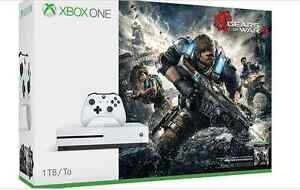 XBOX ONE S Gears of War 4 bundle *BRAND NEW*
