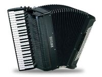 HIGH-CLASS ACCORDIONIST AVAILABLE FOR BIRTHDAYS, WEDDINGS AND SPECIAL EVENTS