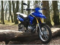 *Brand New* 66 Plate Motorini EXP 125. Warranty & Free Delivery. Main dealer