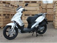 *Brand New* 66 plate Motorini XO Learner 125 Scooter. Warranty, Free Delivery, Part-ex 22-9