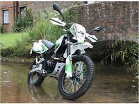 *Brand New* 66 plate Motorini SXR 125cc. Warranty, Free delivery, Part-Ex 22-9
