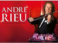 4 x Andre Rieu Tickets - 17th December at Motorpoint Arena Nottingham