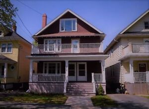 Beautiful 3 Bedroom Upper Flat Plus on Larch St., South End!