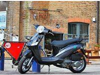 * Brand New 2017 * Motorini XP 125 Learner Scooter. Warranty. Free Dealer. Main Dealer