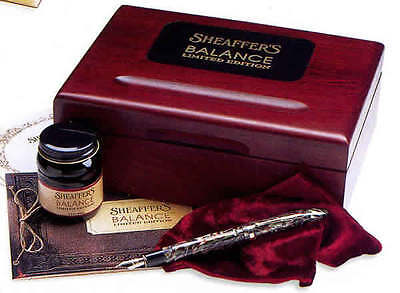 SHEAFFER SHEAFFER BALANCE LIMITED EDITION FOUNTAIN PEN  NEW IN BOX 2393/6000