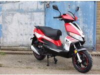 *Brand New* Motorini GP125 Learner Scooter. Warranty. Free Delivery. Main Dealer