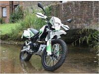 * Brand New 2017 * Motorini SXR 125cc. Warranty, Free delivery, Part-Ex