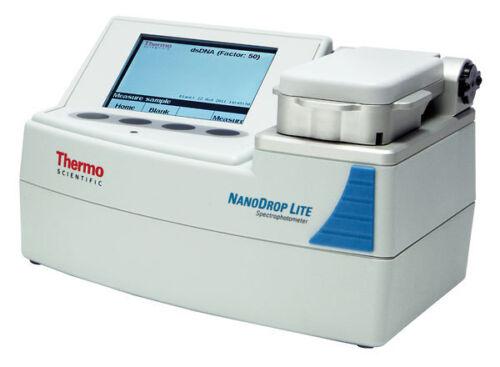 Thermo Scientific NanoDrop Lite Spectrophotometer with Printer