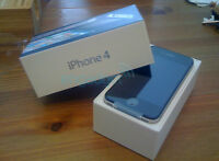 MINT CONDITION IPHONE 4 $150 and 4s $200 WHITE AND BLACK