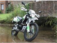 MOTORINI SXR 125 ENDURO ADVENTURE LEARNER LEGAL MOTORBIKE MOTORCYCLE