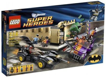 Lego Batman Two Faces Escape Set 7781 Complete Toys Indoor