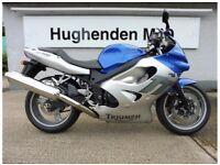Triumph TT600 Motorcycle
