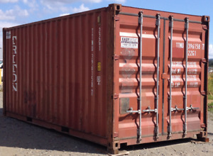 Container for rental in Lucasville