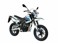 *Brand New* 66 Plate Motorini SMR 125. Warranty & Free Delivery. Main dealer 08-12