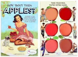 How 'Bout Them Apples? Cheek and Lip Cream Palette