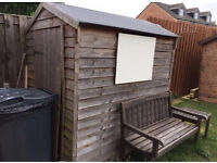 Shed 6x4